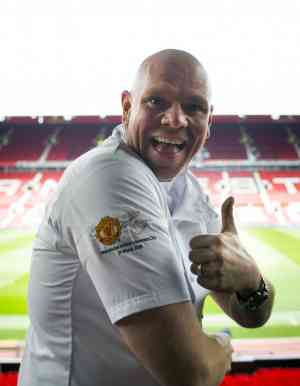 Lush Mancheste United Tom Kerridge